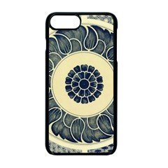 Background Vintage Japanese Apple Iphone 7 Plus Seamless Case (black)
