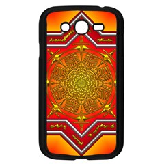 Mandala Zen Meditation Spiritual Samsung Galaxy Grand Duos I9082 Case (black) by Celenk