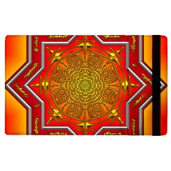 Mandala Zen Meditation Spiritual Apple Ipad Pro 9 7   Flip Case by Celenk