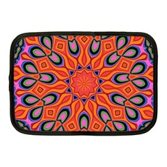 Abstract Art Abstract Background Netbook Case (medium)  by Celenk