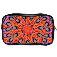 Abstract Art Abstract Background Toiletries Bags by Celenk