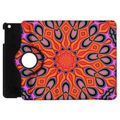Abstract Art Abstract Background Apple Ipad Mini Flip 360 Case by Celenk