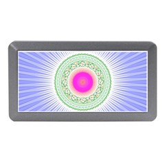 Flower Abstract Floral Memory Card Reader (mini) by Celenk