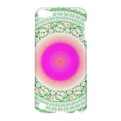 Flower Abstract Floral Apple Ipod Touch 5 Hardshell Case by Celenk
