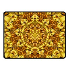 Abstract Antique Art Background Fleece Blanket (small) by Celenk