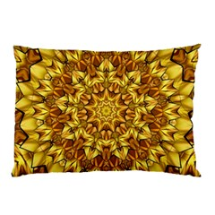 Abstract Antique Art Background Pillow Case (two Sides) by Celenk