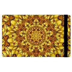 Abstract Antique Art Background Apple Ipad 2 Flip Case by Celenk