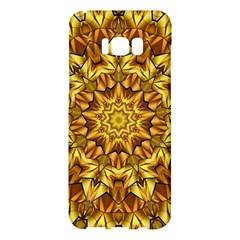 Abstract Antique Art Background Samsung Galaxy S8 Plus Hardshell Case  by Celenk