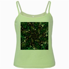 Art Artwork Fractal Digital Art Green Spaghetti Tank by Celenk