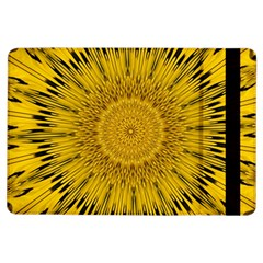 Pattern Petals Pipes Plants Ipad Air Flip by Celenk