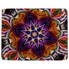Kaleidoscope Pattern Kaleydograf Jigsaw Puzzle Photo Stand (rectangular) by Celenk