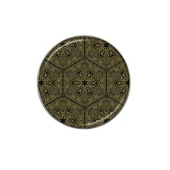 Texture Background Mandala Hat Clip Ball Marker