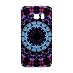 Kaleidoscope Shape Abstract Design Galaxy S6 Edge by Celenk