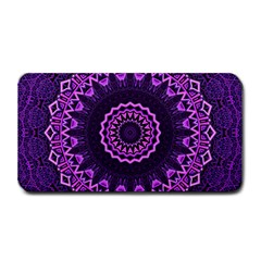 Mandala Purple Mandalas Balance Medium Bar Mats
