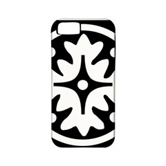 Mandala Pattern Mystical Apple Iphone 5 Classic Hardshell Case (pc+silicone) by Celenk