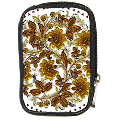 Mandala Metallizer Art Factory Compact Camera Cases by Celenk
