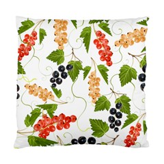 Juicy Currants Standard Cushion Case (two Sides) by TKKdesignsCo