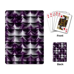 Background Texture Pattern Playing Card by Celenk