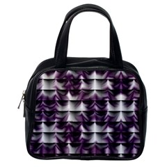 Background Texture Pattern Classic Handbags (one Side) by Celenk