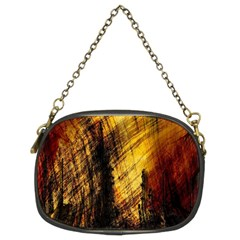 Refinery Oil Refinery Grunge Bloody Chain Purses (two Sides)