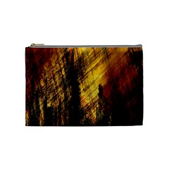 Refinery Oil Refinery Grunge Bloody Cosmetic Bag (medium)