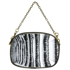 Row Trees Nature Birch Chain Purses (one Side)  by Celenk