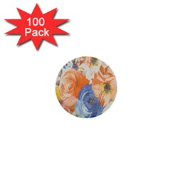 Texture Fabric Textile Detail 1  Mini Buttons (100 Pack)  by Celenk