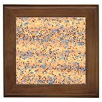 Background Abstract Art Framed Tiles Front