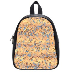 Background Abstract Art School Bag (small)