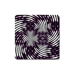 Background Texture Pattern Square Magnet