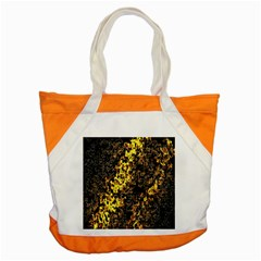 The Background Wallpaper Gold Accent Tote Bag by Celenk