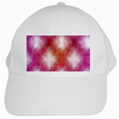 Background Texture Pattern 3d White Cap by Celenk