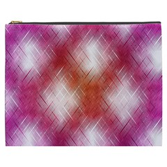 Background Texture Pattern 3d Cosmetic Bag (xxxl)