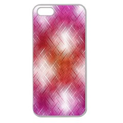 Background Texture Pattern 3d Apple Seamless Iphone 5 Case (clear) by Celenk