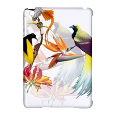 Birds Of Paradise Apple Ipad Mini Hardshell Case (compatible With Smart Cover) by TKKdesignsCo