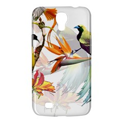Birds Of Paradise Samsung Galaxy Mega 6 3  I9200 Hardshell Case by TKKdesignsCo