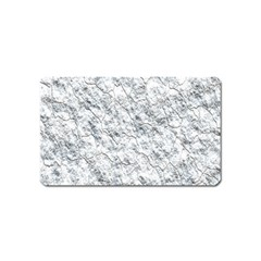 Pattern Background Old Wall Magnet (name Card)