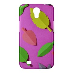 Leaves Autumn Nature Trees Samsung Galaxy Mega 6 3  I9200 Hardshell Case by Celenk