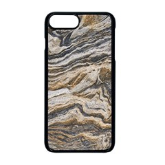 Texture Marble Abstract Pattern Apple Iphone 8 Plus Seamless Case (black) by Celenk