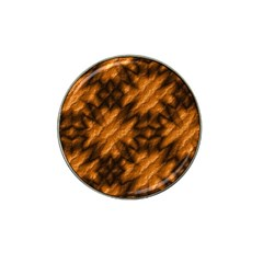 Background Texture Pattern Hat Clip Ball Marker