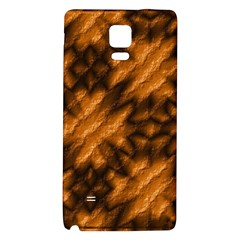 Background Texture Pattern Galaxy Note 4 Back Case by Celenk