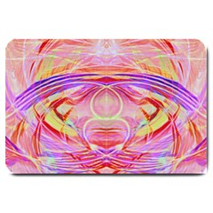 Cosmic Energy Pattern Large Doormat by Cveti