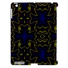 Background Texture Pattern Apple Ipad 3/4 Hardshell Case (compatible With Smart Cover) by Celenk