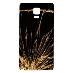 Background Abstract Structure Galaxy Note 4 Back Case by Celenk