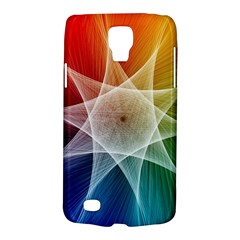Abstract Star Pattern Structure Galaxy S4 Active by Celenk