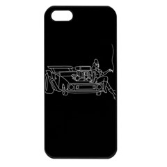 Arctic Monkeys Apple Iphone 5 Seamless Case (black)