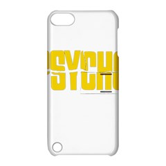 Psycho  Apple Ipod Touch 5 Hardshell Case With Stand