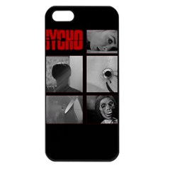 Psycho  Apple Iphone 5 Seamless Case (black)