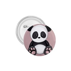 Cute Panda 1 75  Buttons by Valentinaart