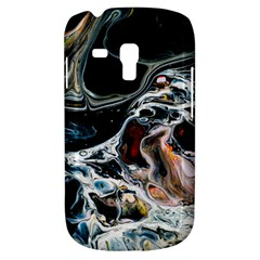 Abstract Flow River Black Galaxy S3 Mini by Celenk